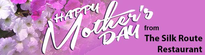 Indian Restaurant Silk Route Preston Mothers Day Chris Clancy Singer