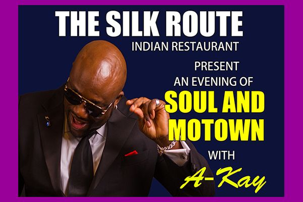 Soul & Motown Event at Silk Route Restaurant Preston Raising Funds for for Cardiac Risk for the Young