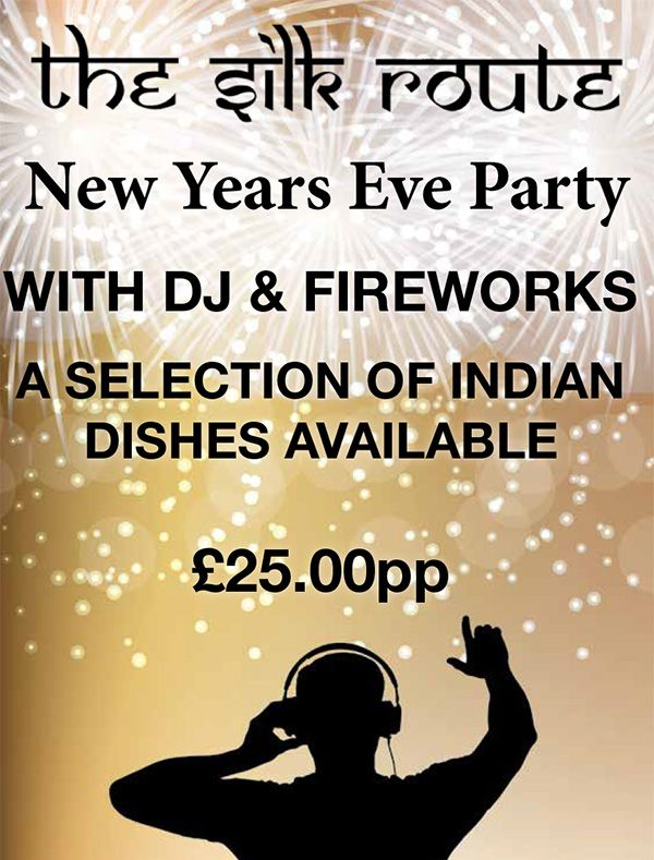 The Silk Route New Years Eve Party